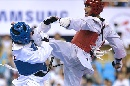 图文:世锦赛男子67公斤级半决赛 威慑对手