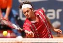 图文:ATP汉堡大师赛第五日 费德勒网前截击