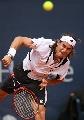 图文:ATP汉堡大师赛第五日 费雷尔大力发球