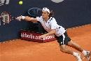 图文:ATP汉堡大师赛第五日 费雷尔飞身救球