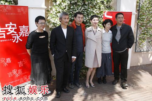 五大导演牵手吉安永嘉亮相戛