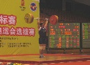 图文:奥运名将刘春红恢复参赛 天津选手试举