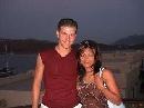 图文:德国选手波尔风采 携女友海边浪漫