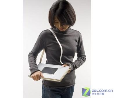 Intel为女士们打造 Metro 双屏笔记本