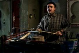 穆赫欣目前在埃及经营铸剑生意