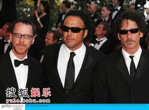 图:《每个人的电影》首映 科恩兄弟与伊纳里多