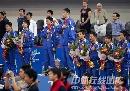 图文:[国球]48届世乒赛回顾 领奖台英姿
