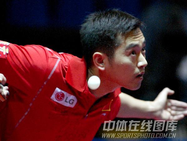 7大叔论坛新人图区49-2004年3月1日至7日,第47届世乒赛团体赛在卡塔尔多哈举行.中国男