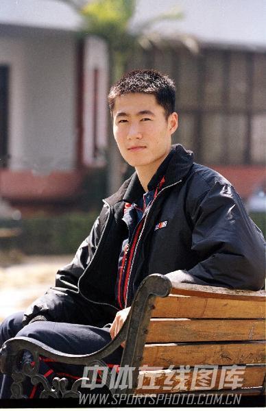 图文:[乒乓球]47届世乒赛回顾 王励勤风采