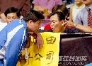 图文:[乒乓球]47届世乒赛回顾 蔡振华指导