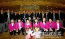 第47届世乒赛资料图片 中国乒乓代表团合影