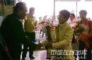 第47届世乒赛资料图片 李志坚祝贺小将郭跃
