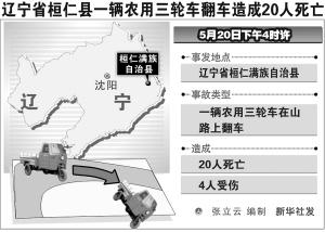辽宁桓仁县一农用三轮车翻车(图)-搜狐视频连新闻直图片