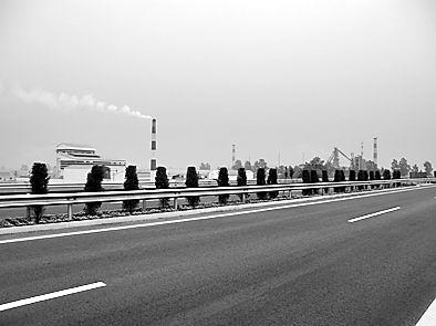 治理后安林高速环境质量明显改善