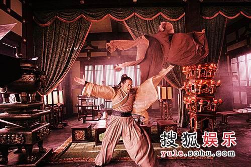 30集电视连续剧《大唐游侠传》精彩美图集 14