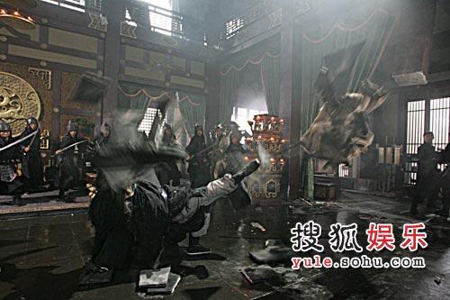 30集电视连续剧《大唐游侠传》精彩美图集 19
