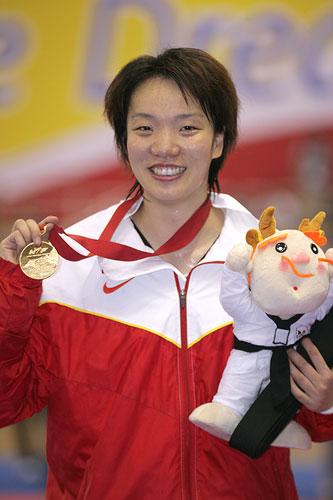 陈中的下一个梦想:奥运会三连冠!