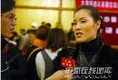 图文:乒乓球员的爱情故事 焦志敏接受采访