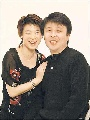 图文:乒乓球员的爱情故事 王楠和郭斌