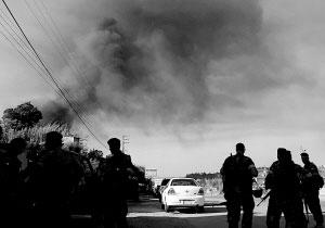 长期战火给中东百姓和经济带来了深重的灾难 资料图
