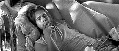 布拉德·皮特曾在影片中饰演吸毒者