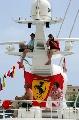 组图:[F1]06年摩纳哥站回顾 抢占有利地形