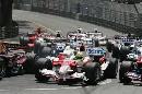 组图:[F1]06年摩纳哥站回顾 拥挤的一号弯