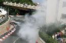 组图:[F1]06年摩纳哥站回顾 赛道上浓烟滚滚