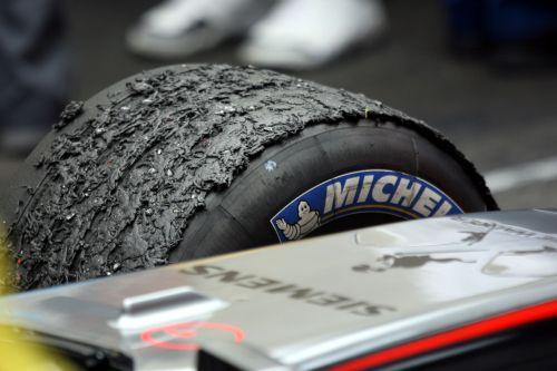 组图:[F1]06年摩纳哥站回顾 轮胎磨损严重