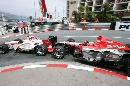 组图:[F1]06年摩纳哥站回顾 首尾相连的前行