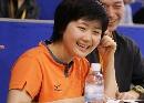 图文:世乒赛美女争艳 瓷娃娃福原爱长大了