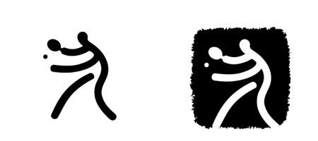图文:北京残奥会体育图标正式揭晓 乒乓球