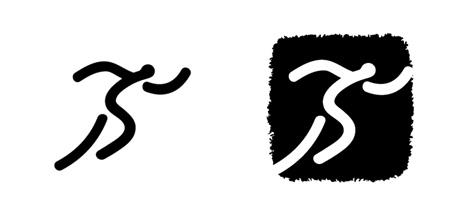 图文:北京残奥会体育图标正式揭晓 田径