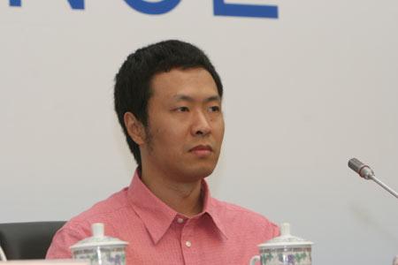 图文:北京2008残奥会体育图标揭晓 设计师杭海