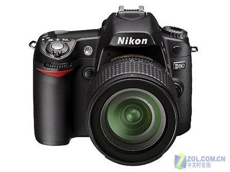 配原厂18-200mm镜头 尼康D80套装促销