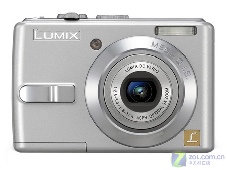 光学防抖相机仅千元 松下LS60低价上市