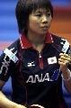 图文:世乒赛女单第2轮 平野早矢香连过两关
