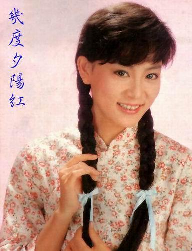 琼瑶最爱女主角 刘雪华