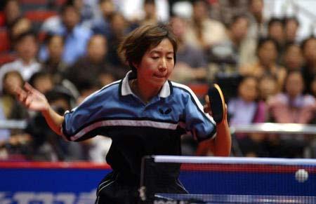 图文:世乒赛海外兵团值得关注 吴雪实力不俗