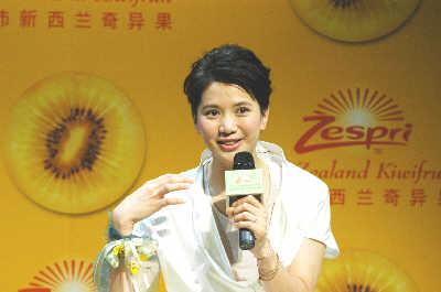 袁咏仪说没有好剧本能让她离开儿子
