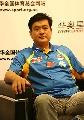 图文:钟金勇做客华奥搜狐 在视频聊天直播中