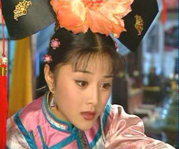 还珠格格第二部金锁-琼瑶浪漫真爱剧女主角 瑶女郎之范冰冰 王艳