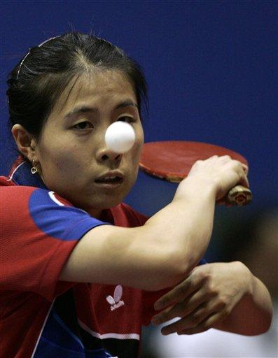 韩国选手金景娥晋级 4 1胜新加坡王越古