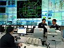北京交管指挥中心