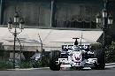 图文:[F1]摩纳哥站练习赛 海德菲尔德进行练习