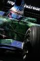 图文:[F1]摩纳哥站练习赛 近距离看巴顿