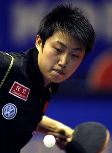 26日晚间,第49届萨格勒布世乒赛正赛第五天.在女单决赛中,中国选