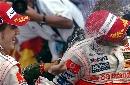 图文:[F1]阿隆索称雄摩纳哥站  偷袭汉密尔顿