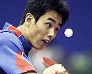 刘国正,世乒赛
