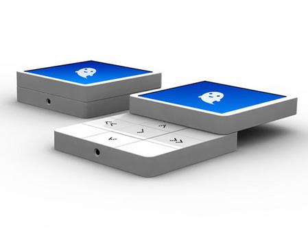 Slideon V2 MP4 豪华大屏幕设计新概念